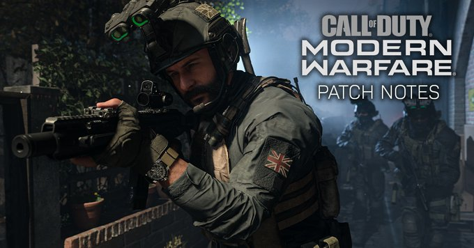 call of duty modern warfare warzone update may 19