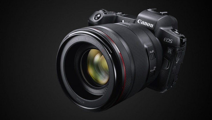 Use canon DSLR/mirrorless camera as webcam
