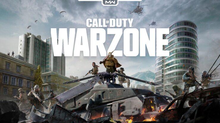 Warzone NVIDIA DLSS