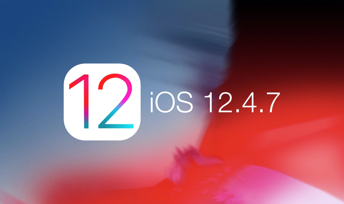 Download iOS 12.4.7 for iPhone and iPad