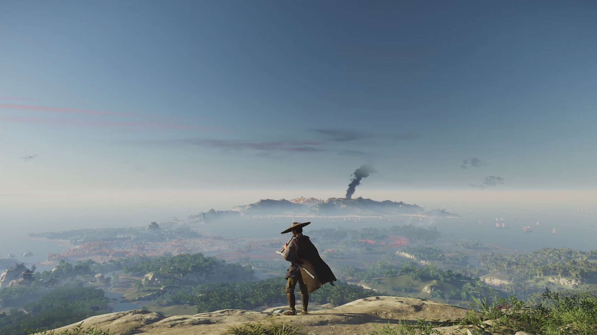 Ghost of Tsushima Art Direction Was Inspired by Zelda and ...Ghost Of Tsushima