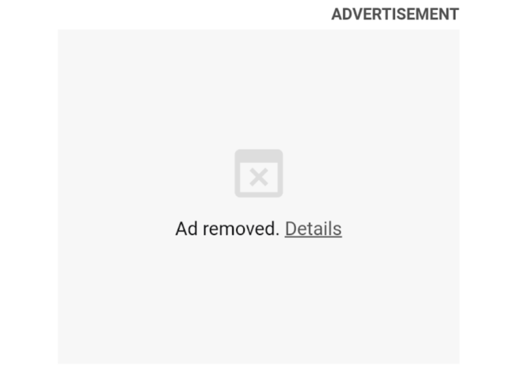 google chrome ad block