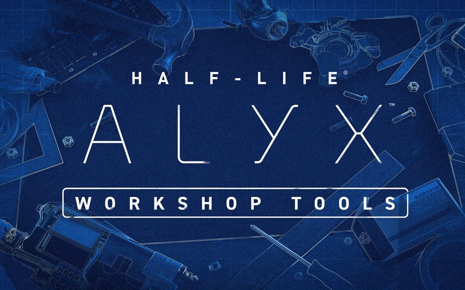 Half-Life Alyx Mod Tools
