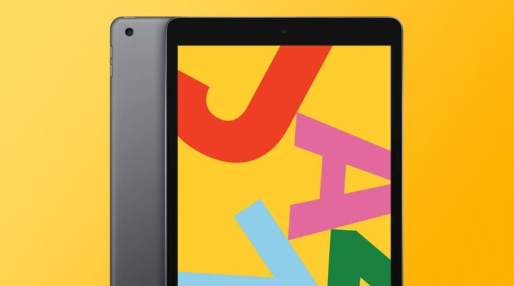 iPad 7 available for $279