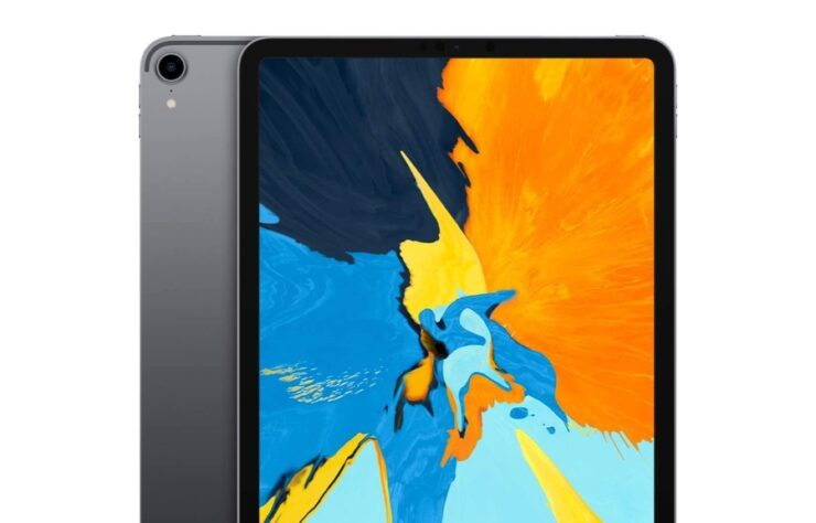 256GB 2018 iPad Pro in Space Gray, renewed available for $749