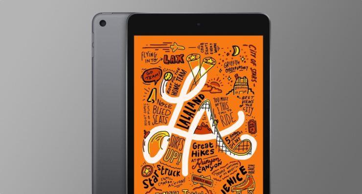 iPad mini 5 $50 off right now