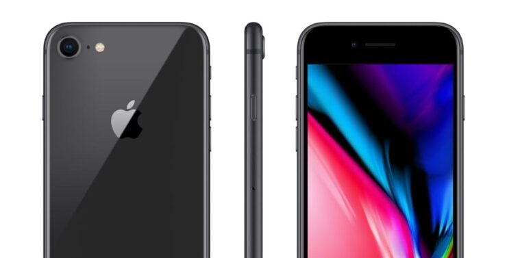 Renewed iPhone 8 with 128GB storage currently going for just $324
