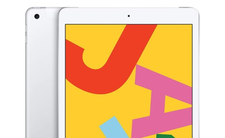 10.2-inch cellular iPad 7 discounted to $379
