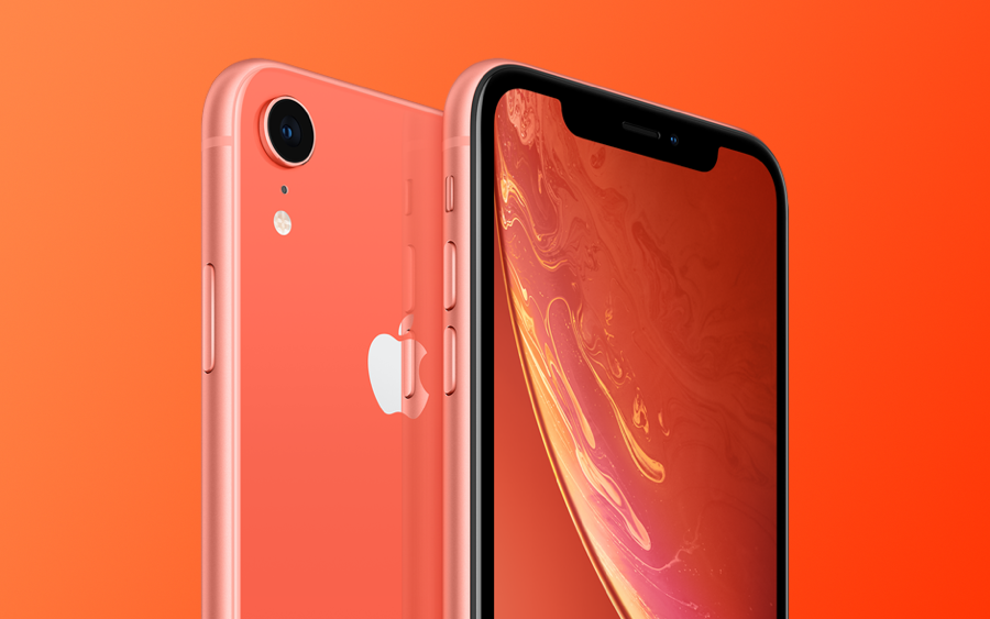Renewed and unlocked 128GB iPhone XR in Coral available for $510