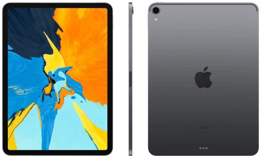Renewed 11-inch 2018 iPad Pro available now for $659