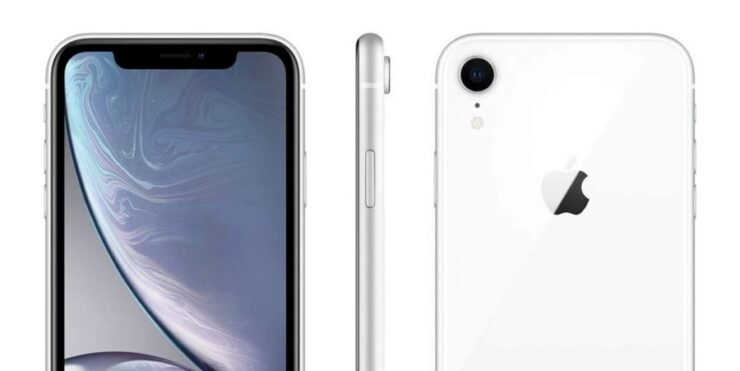 Renewed and unlocked iPhone XR available in white for just $468