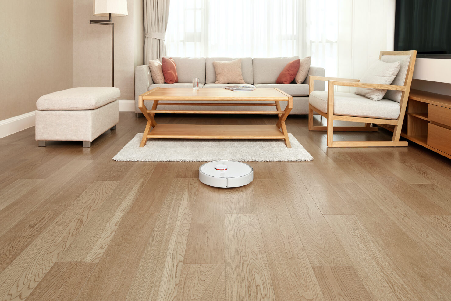 roborock s6 pure smart vacuum cleaner