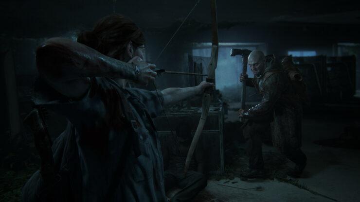 The Last of Us Part II BAFTA Games Awards