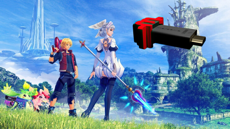Image of article 'Does the mClassic Fix Xenoblade Chronicles: Definitive Edition's Resolution Problems'