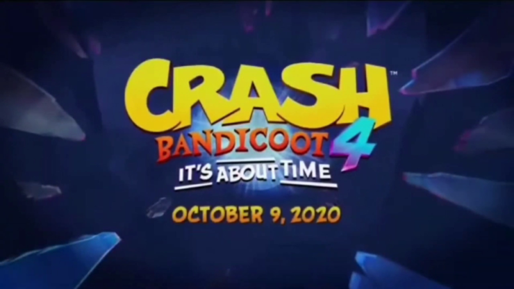 Crash Bandicoot 4 Images Release Date