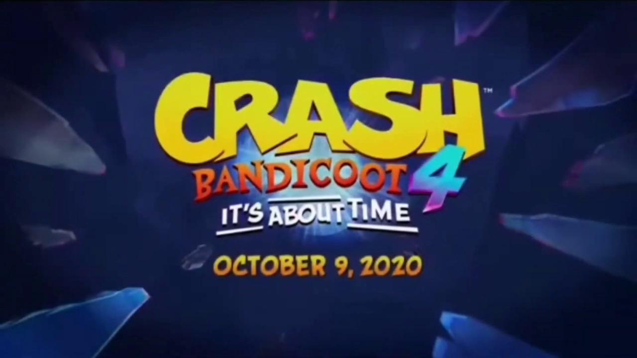 Crash Bandicoot 4 Images Release Date