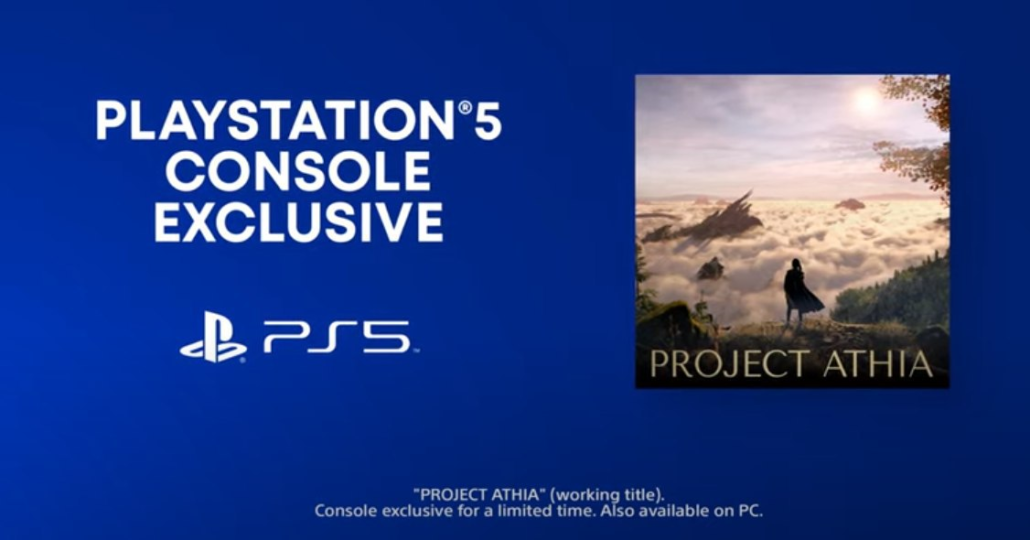 project athia ps5 pc