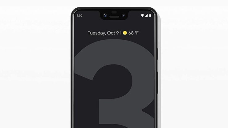 Get a fully unlocked and renewed 64GB Google Pixel 3 XL for just $337