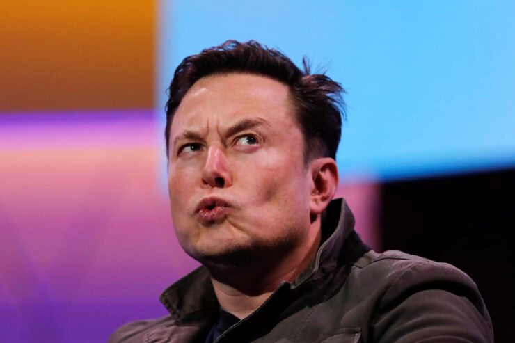Image of article 'Tesla (NASDAQ: TSLA) CEO Elon Musk Does It Again     –     Labels Amazon a Monopoly and Calls for Its Dissolution'