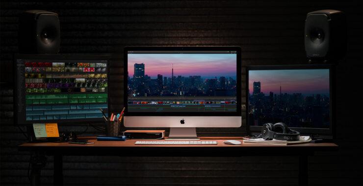 ARM MacBook iMac