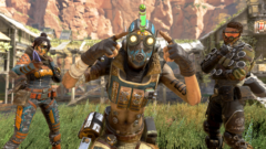 Apex Legends crossplay