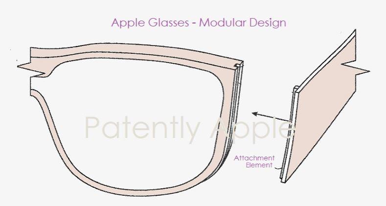Apple Glass Modular