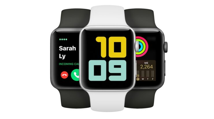 Apple Watch Series 3 starting at just $179