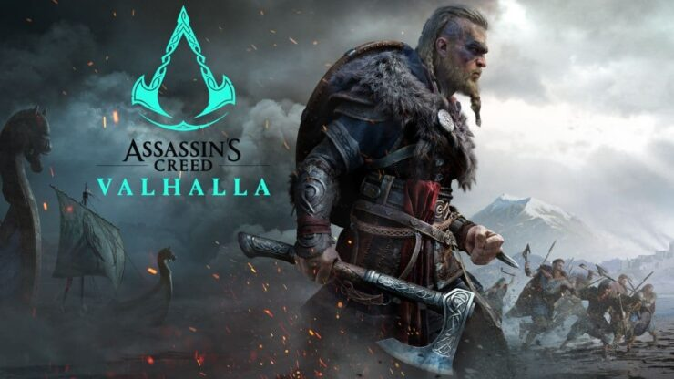 Assassin's Creed Valhalla sales