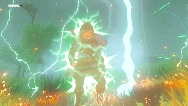 CEMU Zelda BotW Trainer