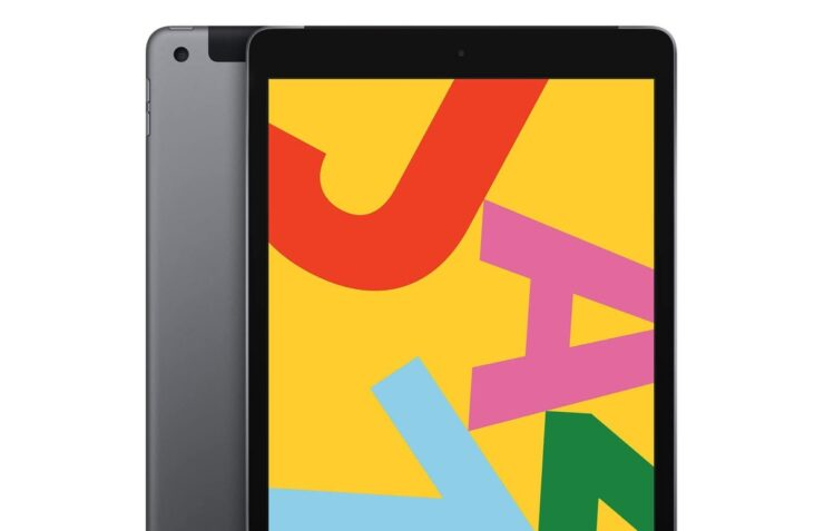 Save $79 on a cellular iPad 7