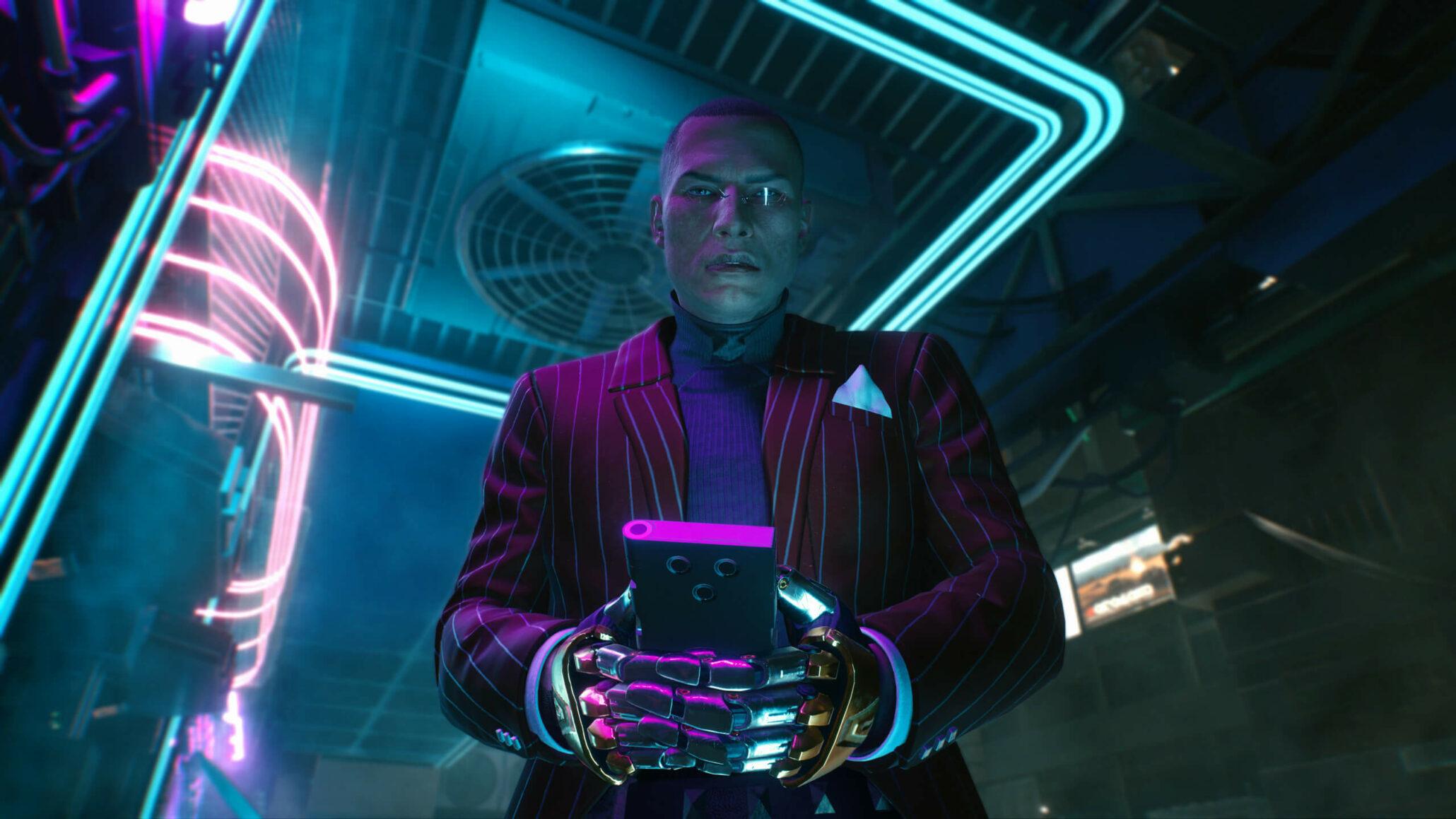 Cyberpunk 2077 Comparison Video Highlights Improvements ...
