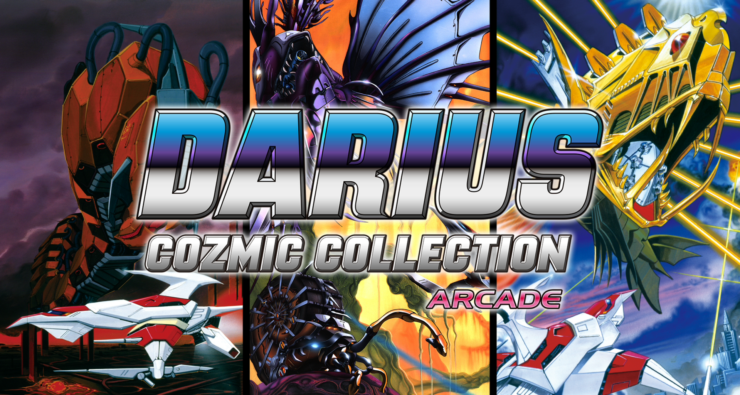 Image of article 'Exclusive: Darius Interview With Taito Development Team'