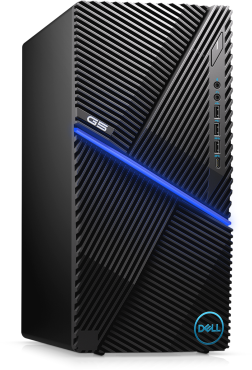 Dell G5 Desktop - Blue