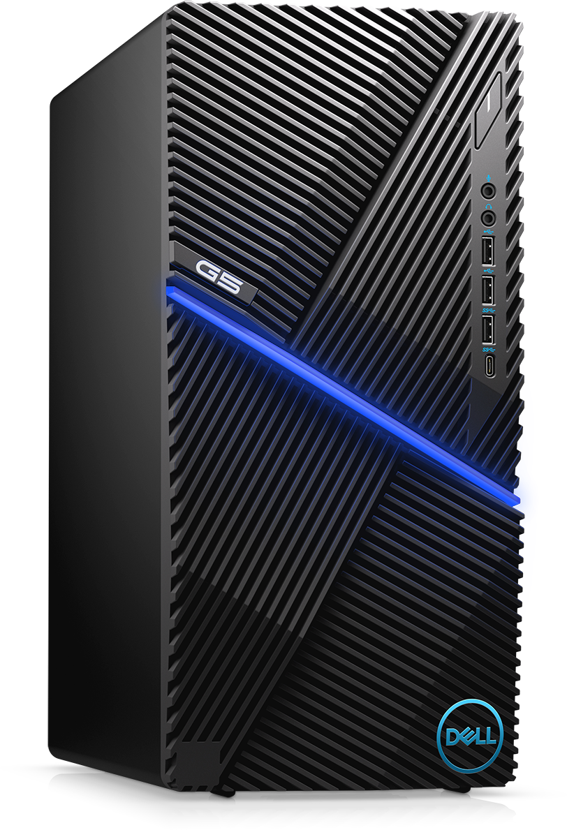 Dell G5 Desktop - Blue