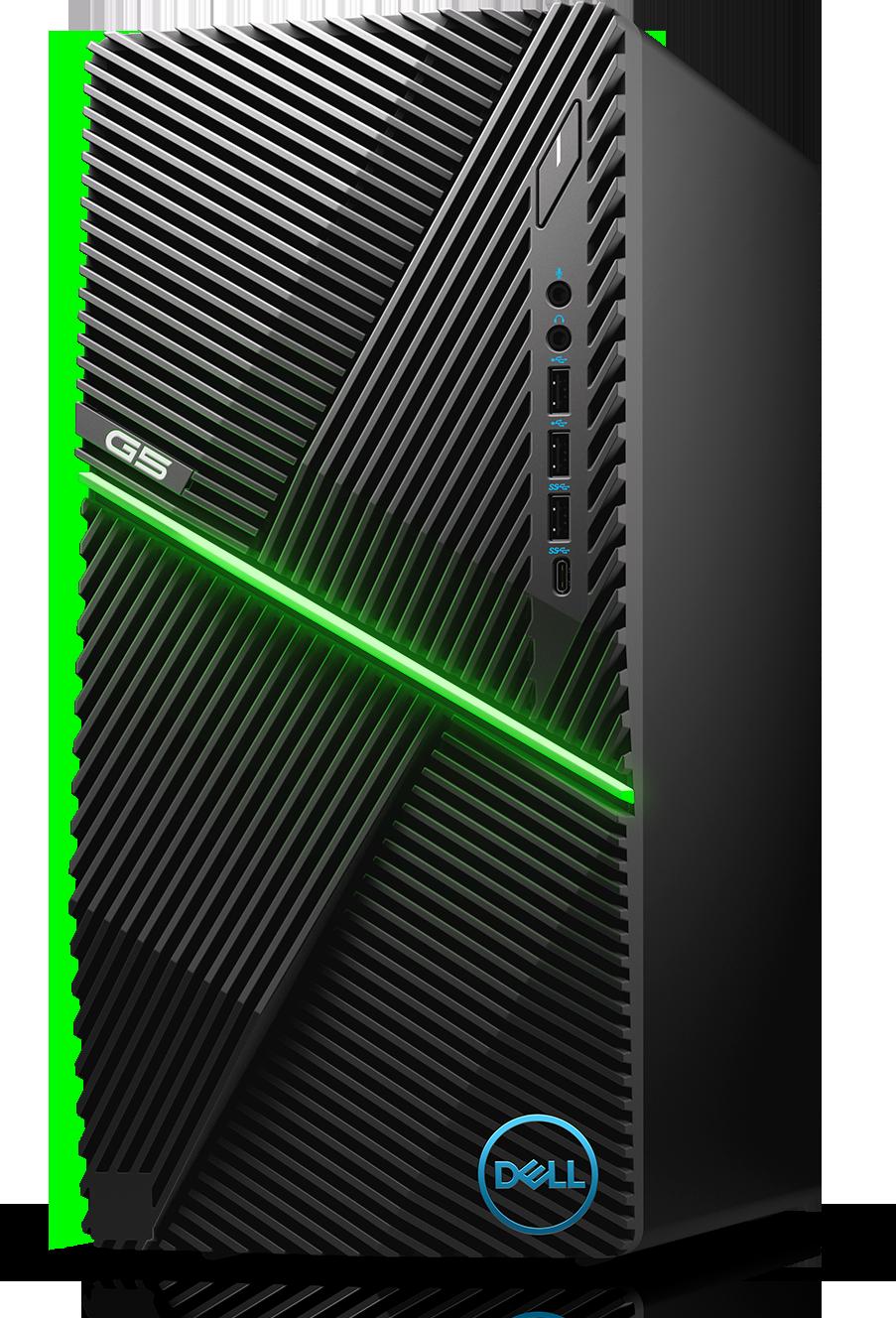 Dell G5 Desktop - Green