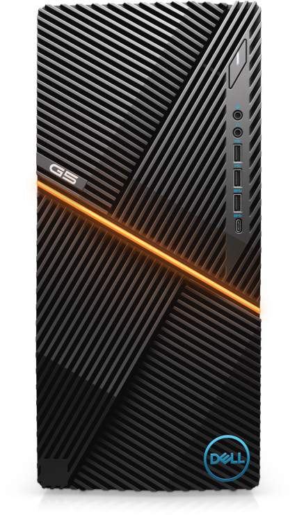 Dell G5 Desktop - Orange