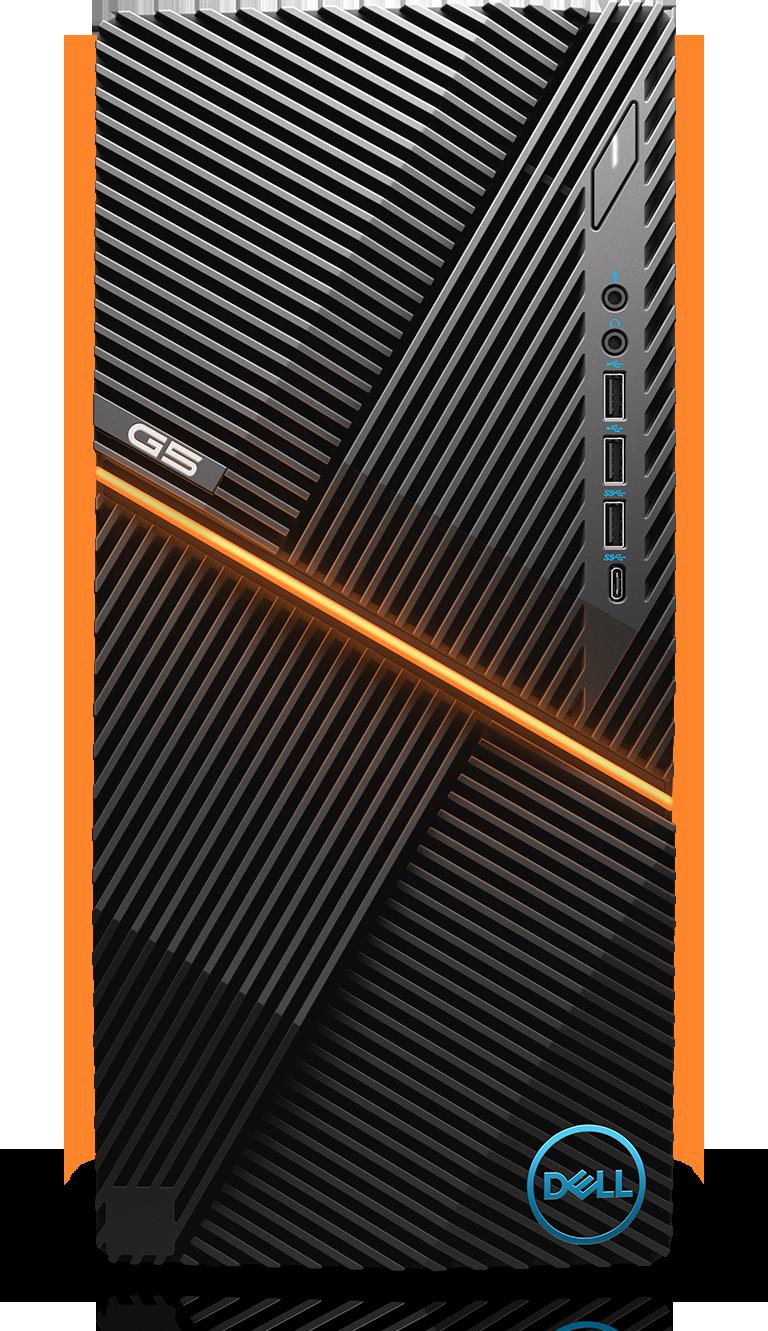 Dell G5 Desktop - Orange