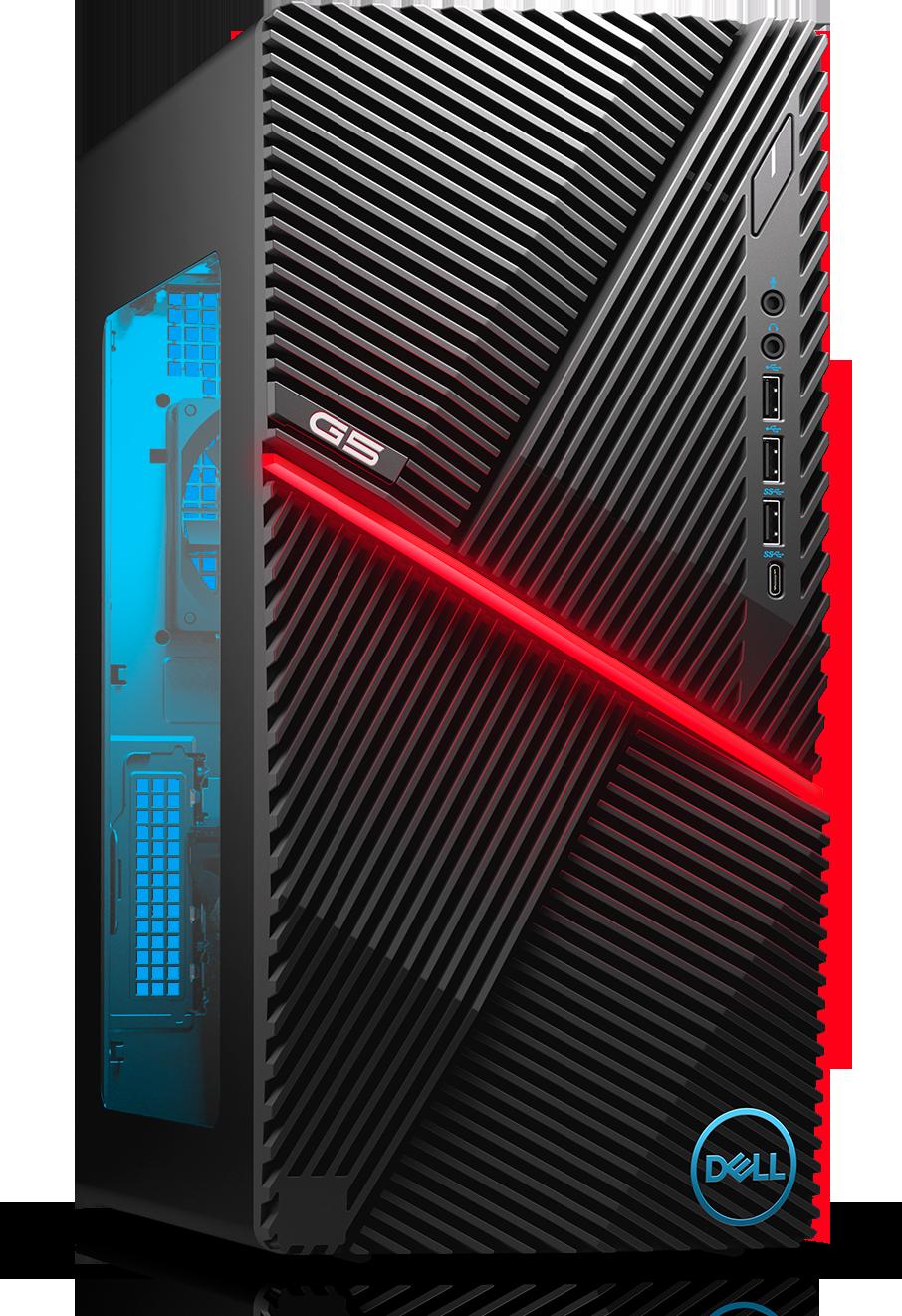 Dell G5 Desktop - Red