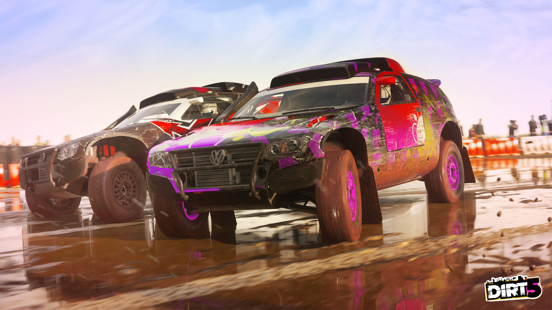 DiRT 5 Q&A - Dishing the DiRT with the Codemasters Folks