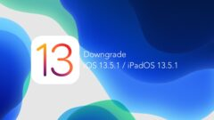 Here's how you can downgrade iOS 13.5.1 to iOS 13.5 for jailbreak