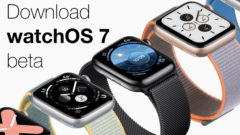 Download and install watchOS 7 beta on Apple Watch right now