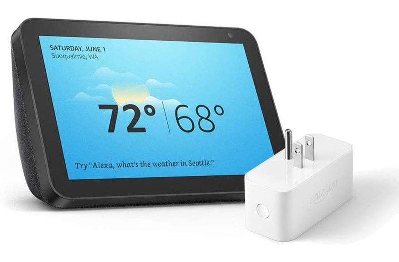 Grab an Echo Show 8 and Smart Plug for just $99