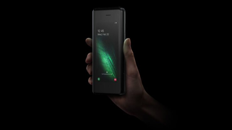 Galaxy Fold 2 Inner Display Will Measure 7.7 Inches, With Flagship Sporting Razor Thin Bezels, Smaller Punch-Hole Camera Cutout