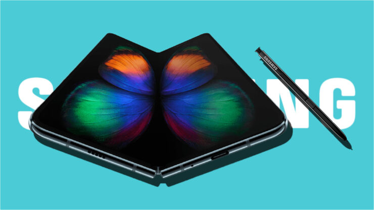 Galaxy Fold 2 May Ship Without S Pen Support Due to Technical Limitations