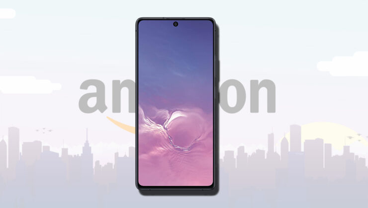 Galaxy S10 Lite With 8GB RAM, Massive AMOLED Screen, 4500mAh Battery and More Can Be Yours for $200 Off