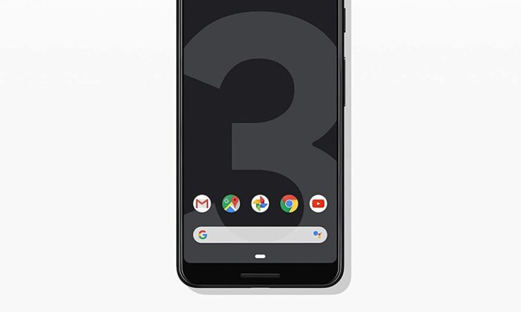 128GB Pixel 3 available for just $314 renewed