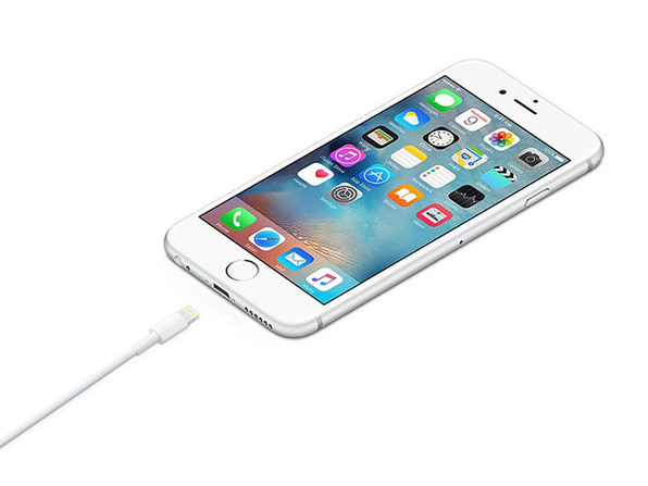 10-Ft Lightning Cable 3-Pack