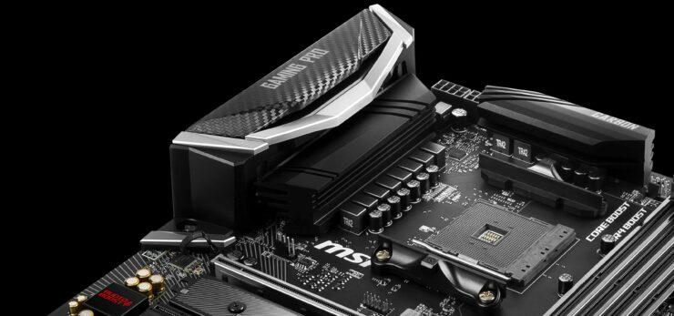 MSI 300 & 400 Series Motherboards AGESA 1.0.0.6 BIOS Firmware