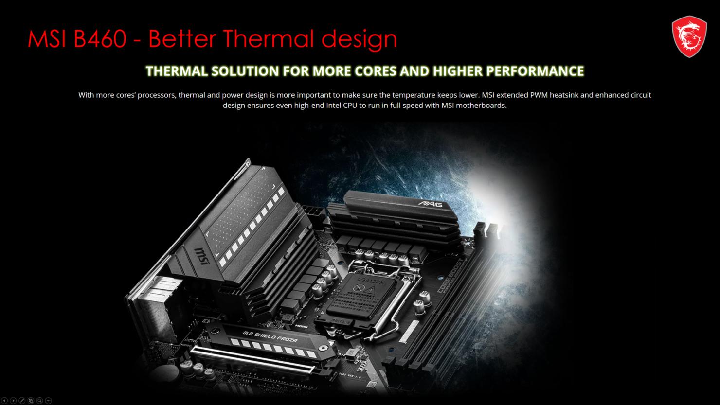 Intel Non-K CPU Overclock on MSI, ASUS, ASRock H470, B460, H410 Motherboards_4