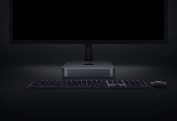 Apple's First ARM-Based Product Is a Mac mini Featuring an A12Z Bionic, but Sadly, Regular Customers Can't Buy It